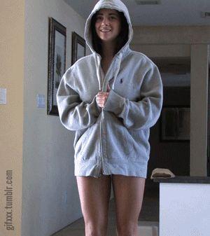 Анимированные голые девушки: GIF эротика
