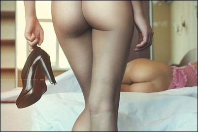 Голые женские жопы (Красивые фотки)