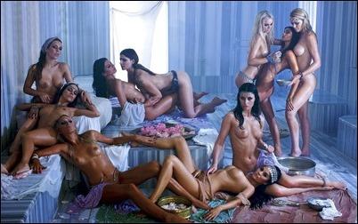 Коллективные эротические фотки