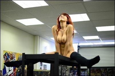 Красивые обнаженные женские тела
