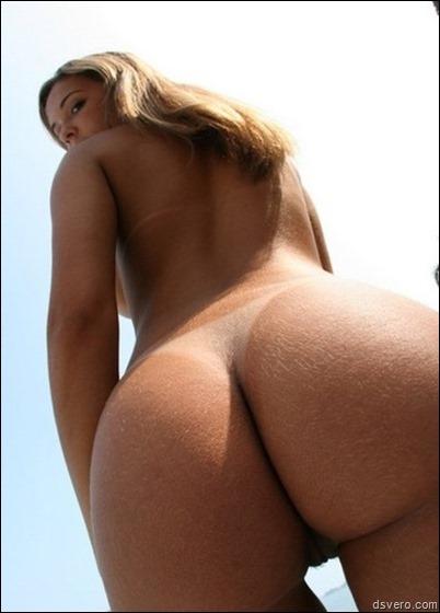 Красивые голые попки девушек