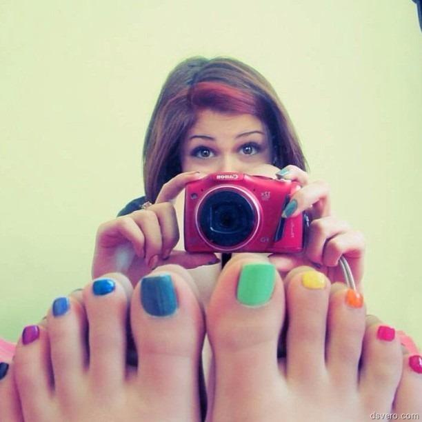 Эротичные ступни девушек 14 фотография