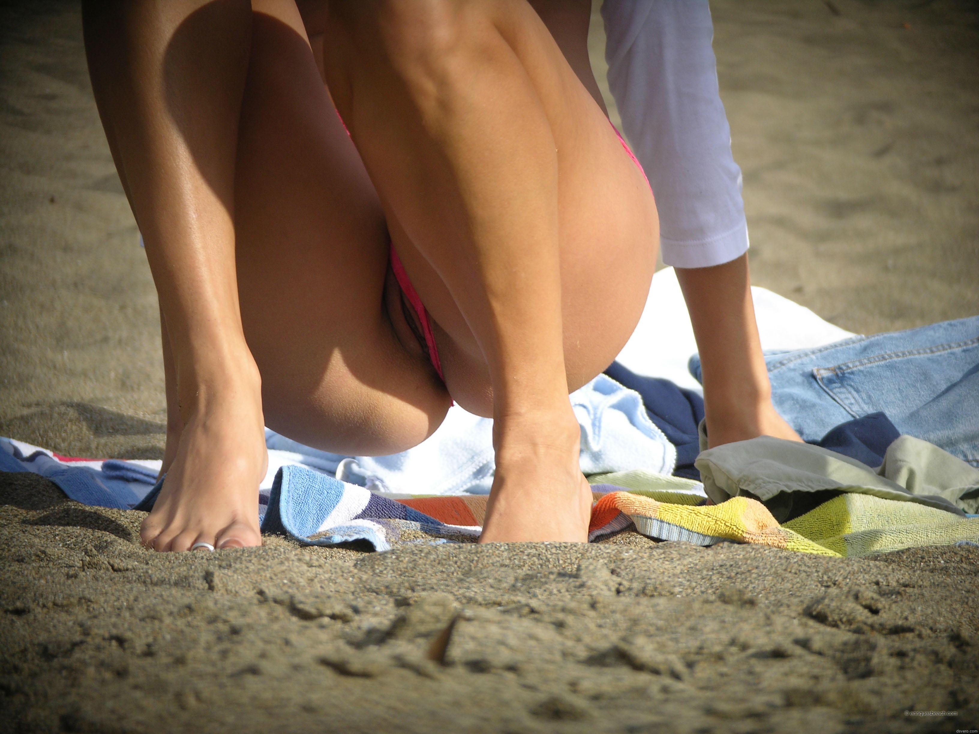Фото подсмотренное на пляже 29 фотография
