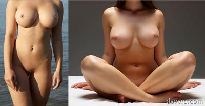 Большая женская грудь… то есть сиськи