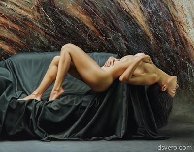Художники, рисующие эротику