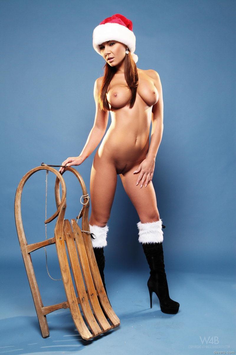 Секс с связанной снегурочкой 8 фотография
