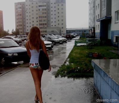 Разные симпотные девушки… в одежде