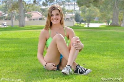 FTVGirls Cassidy откровенный фотосет