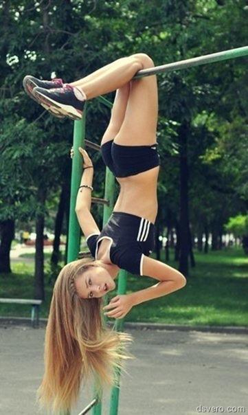 Спорт и девушки: спортивные красавицы