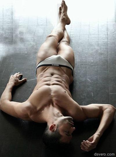 Мускулистые мужчины: фотки для дам