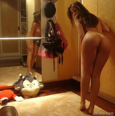 Домашняя эротика: голые любительские