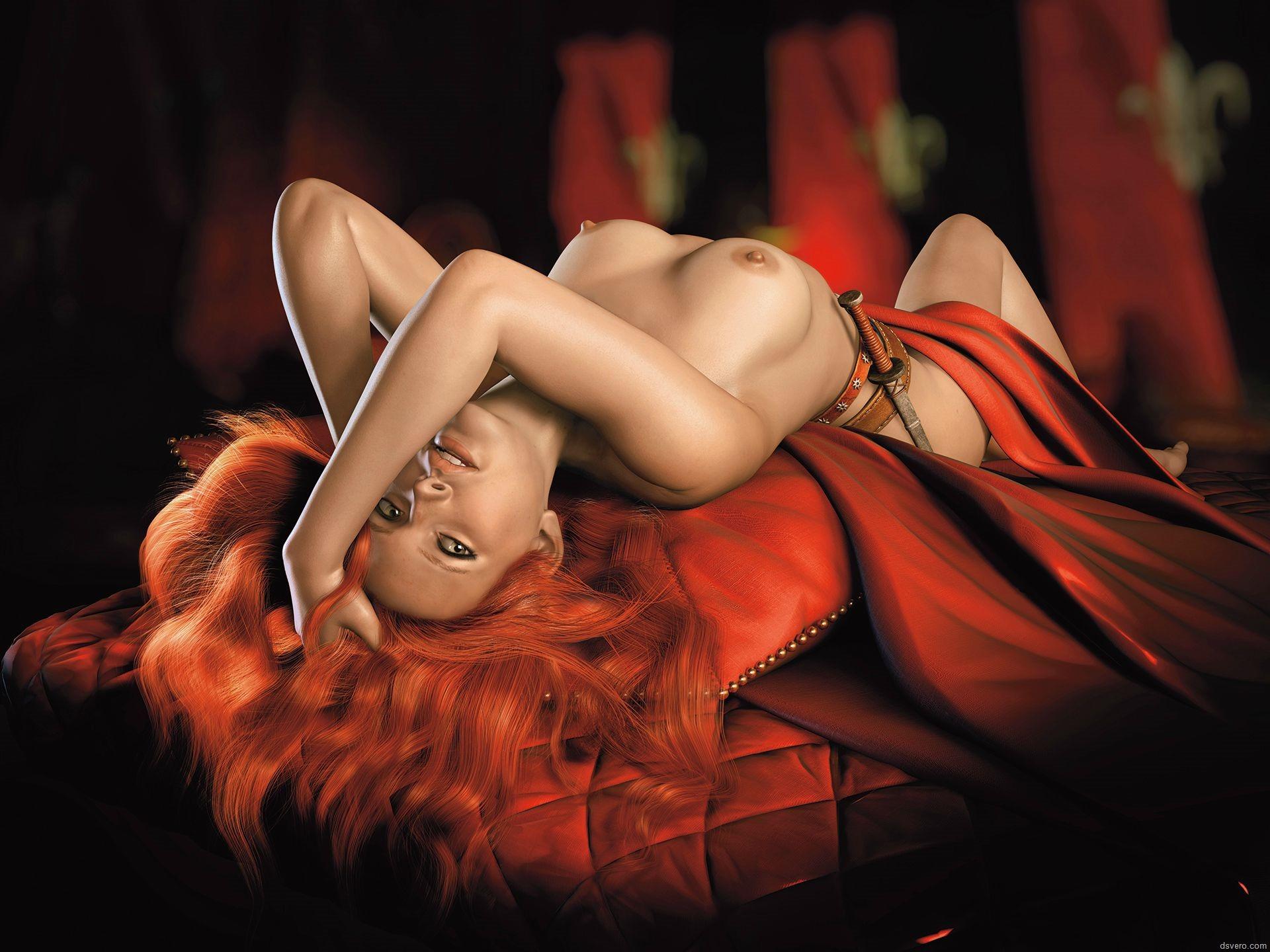 Triss nago erotic video