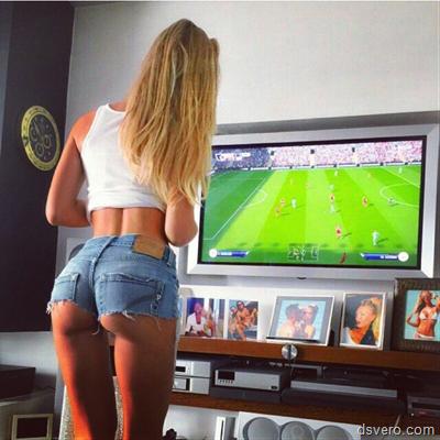 Красивые девушки в спорте
