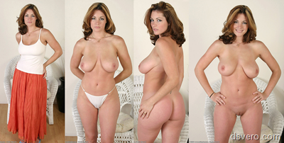 Подборка эротики, разные голые девушки