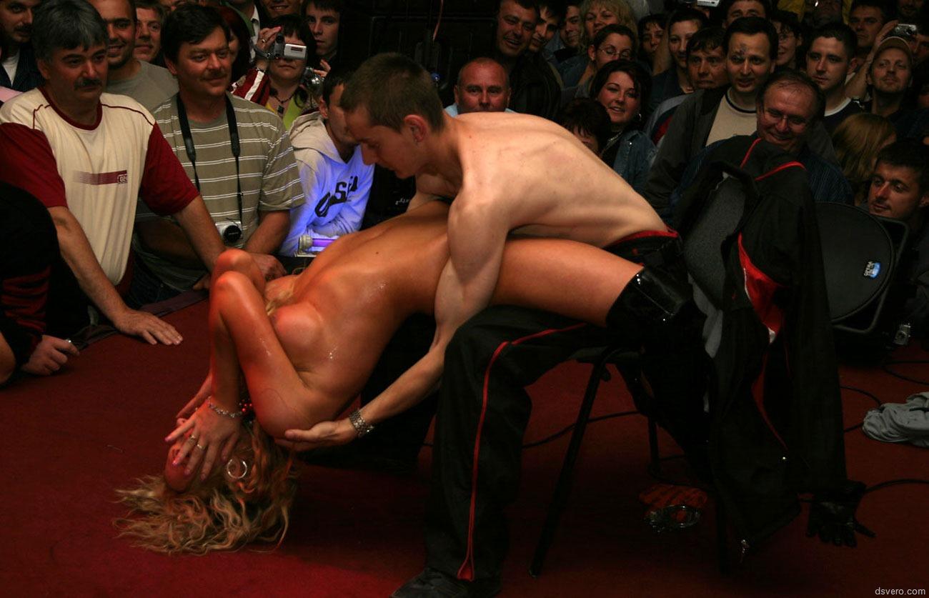 Самые развратные секс шоу 11 фотография