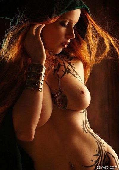 Красивая эротика, художественное ню