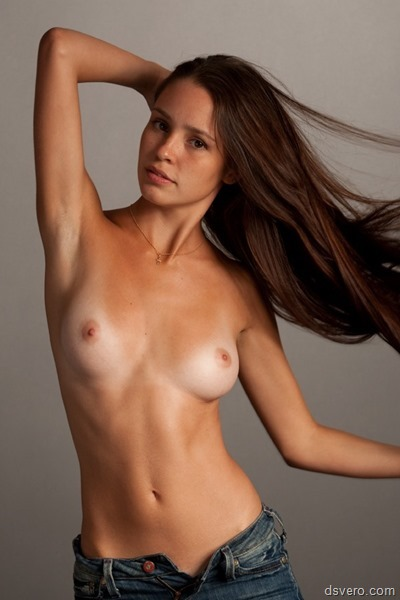 Голые красивые девушки-модели