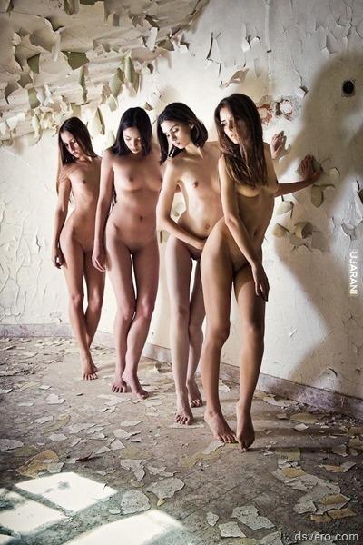 Классная эротика, разные голые девушки
