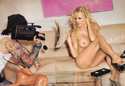 Памела Андерсон: Фото и Секс видео