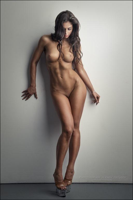 Фото голых женских спортивных фигур