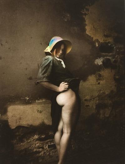 Эро Фотограф Ян Саудек (Jan Saudek)