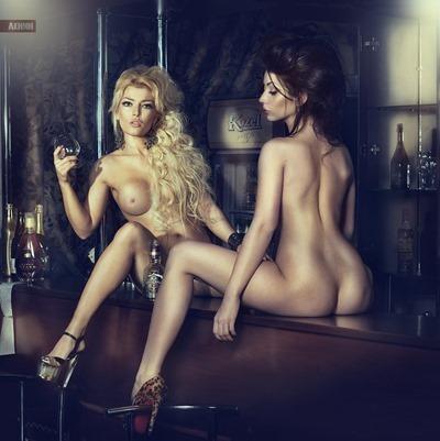 Разнообразные эротические снимки