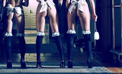 Голые девушки группами на фотках