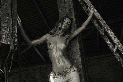 Голая Екатерина Зуева (Ekaterina Zueva)