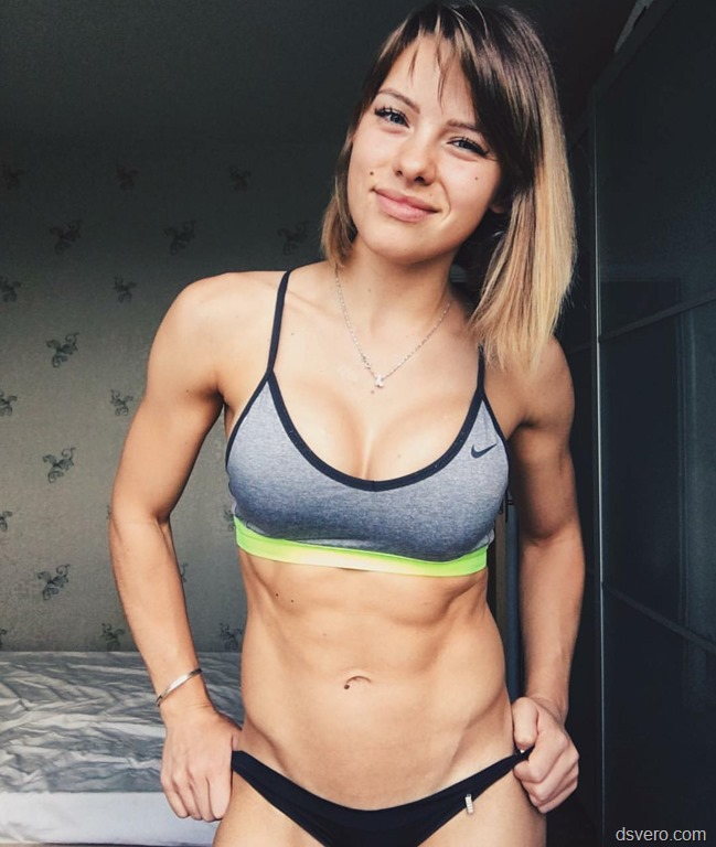 эро фото мускулистых