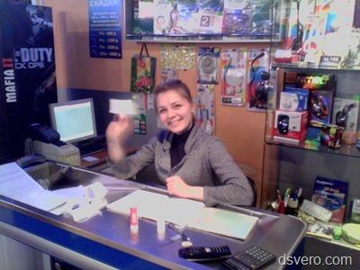Личные фото и видео Кемеровчанки