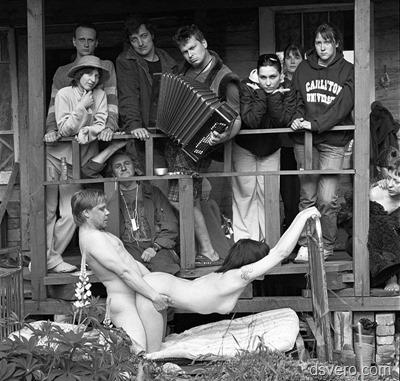 Необычные эротические фотки
