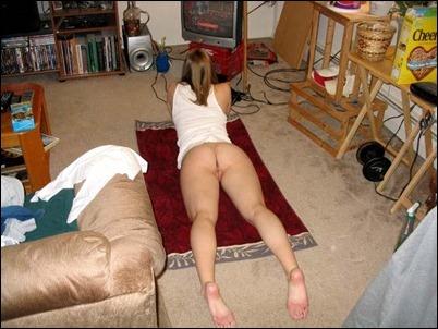 Домашнее задание: эротическая фотография