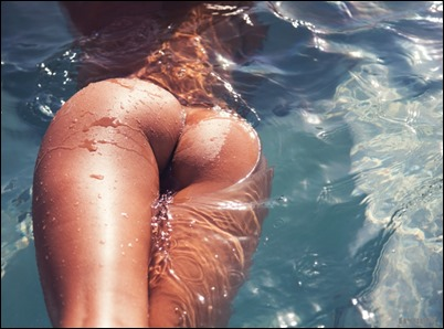 Голые девушки на пляжах (фотки)