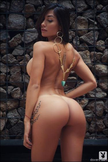 Зачетная аргентинская голая попка