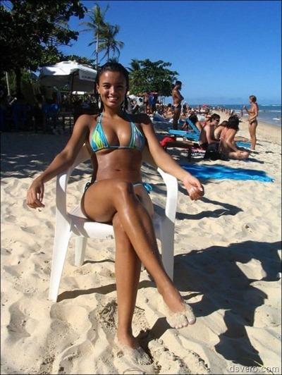 Любительские фотки с пляжей