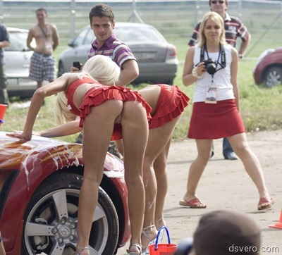 У девушек под юбками (фотоподборка)