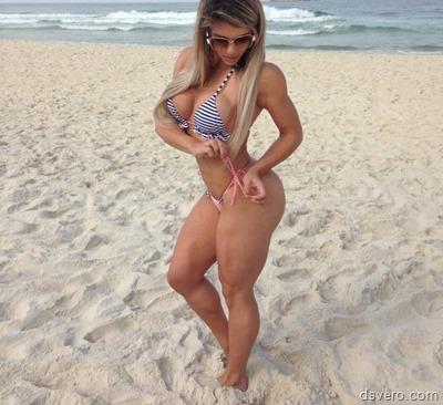 Сексуальные спортивные девушки