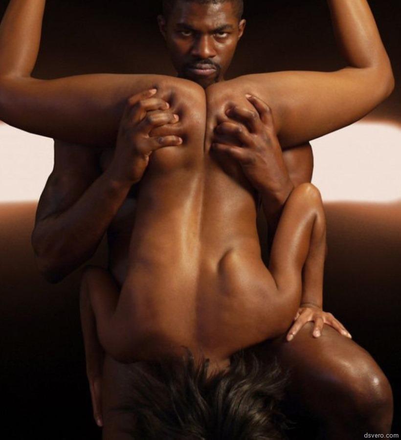Мужчина Сильно Девушка Секс