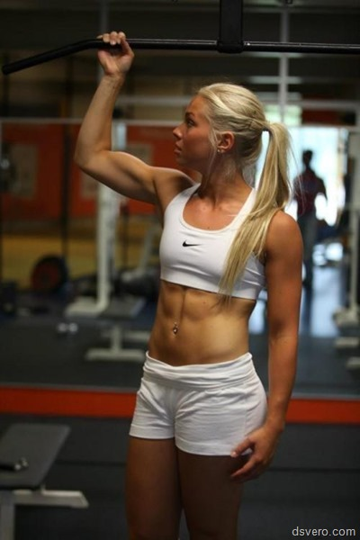 В спорте только девушки (фотоподборка)