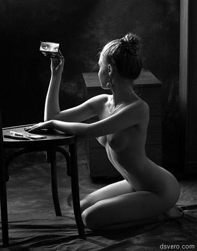 Ч/Б НЮ Фото: черно-белая эротика