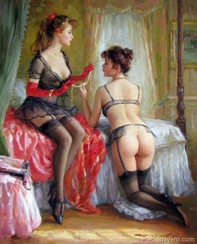 Эротическое изобразительное искусство