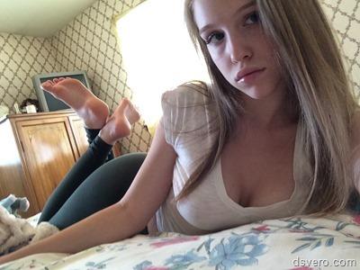Сексуальная девушка Hanna Hallysem