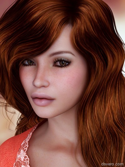 Очень реалистичные 3D девушки