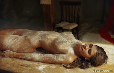 Красивая эротика от Дмитрия Борисова