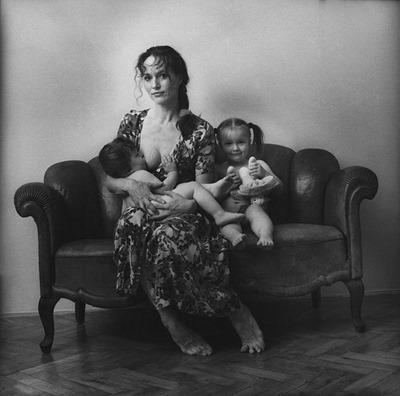 Фотограф Сара Саудкова (Sára Saudková)