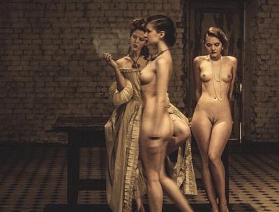 Алина Латыпова, ню фотографии