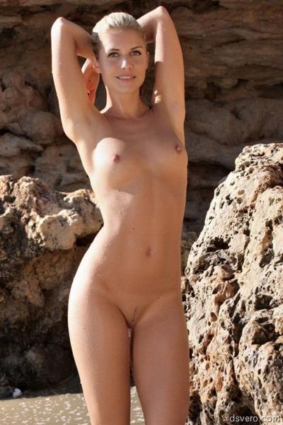 Красивые голые девушки-модели