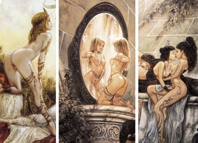 Эротические рисунки
