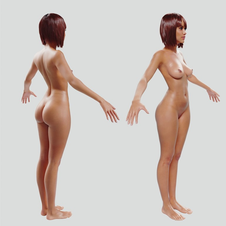 Virtual nudes — img 3