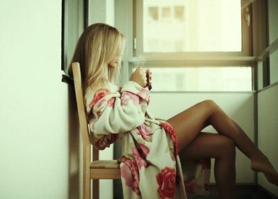 Красивые девушки в одежде